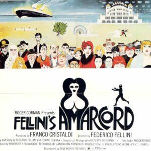 Amarcord la Rimini di Fellini