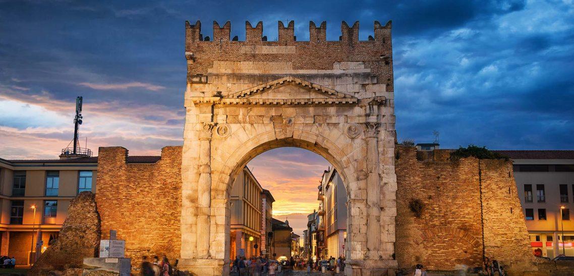 Ciclovisita guidata Rimini Romana