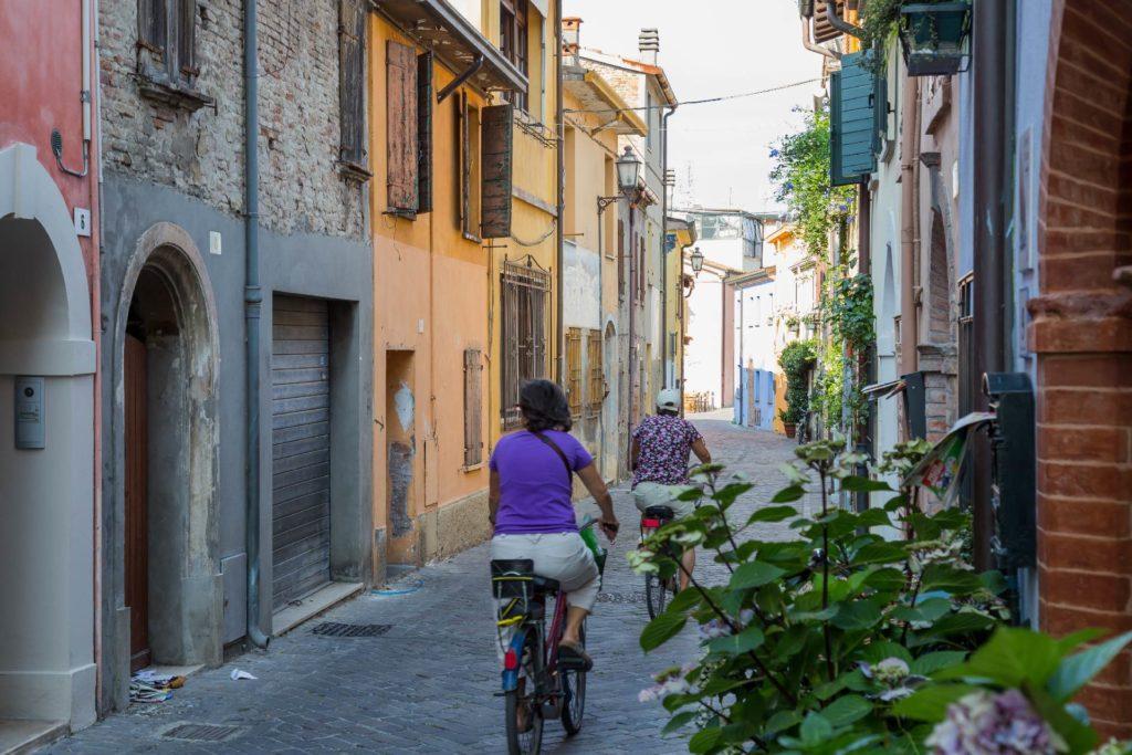 Due pedali per tutti borgo san giuliano rimini noleggio biciclette