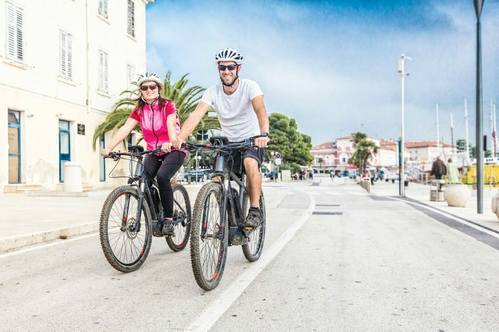 Noleggio bici elettriche ebike tour rimini