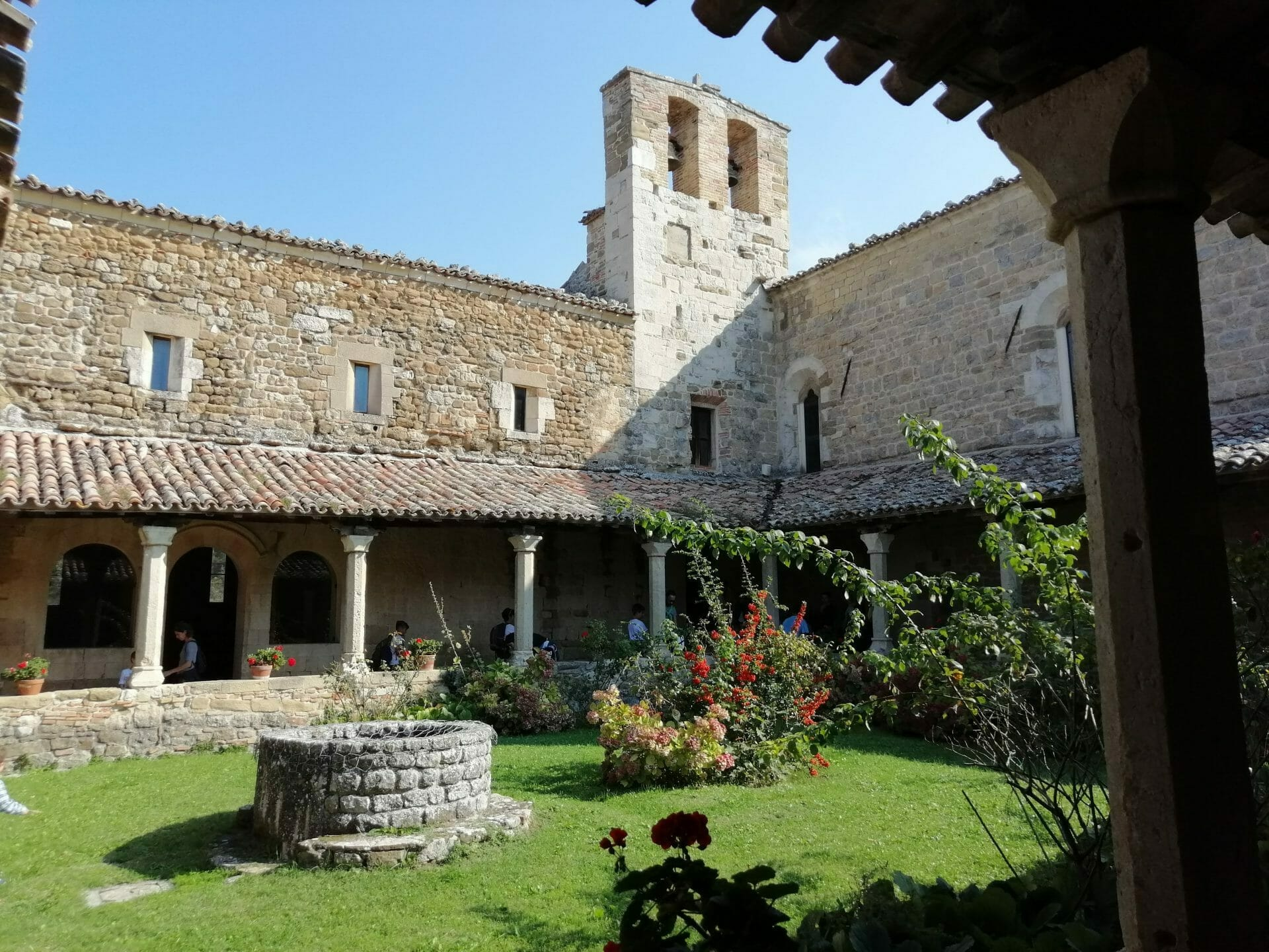 Sant'Igne il Chiostro nascosto in Val Marecchia