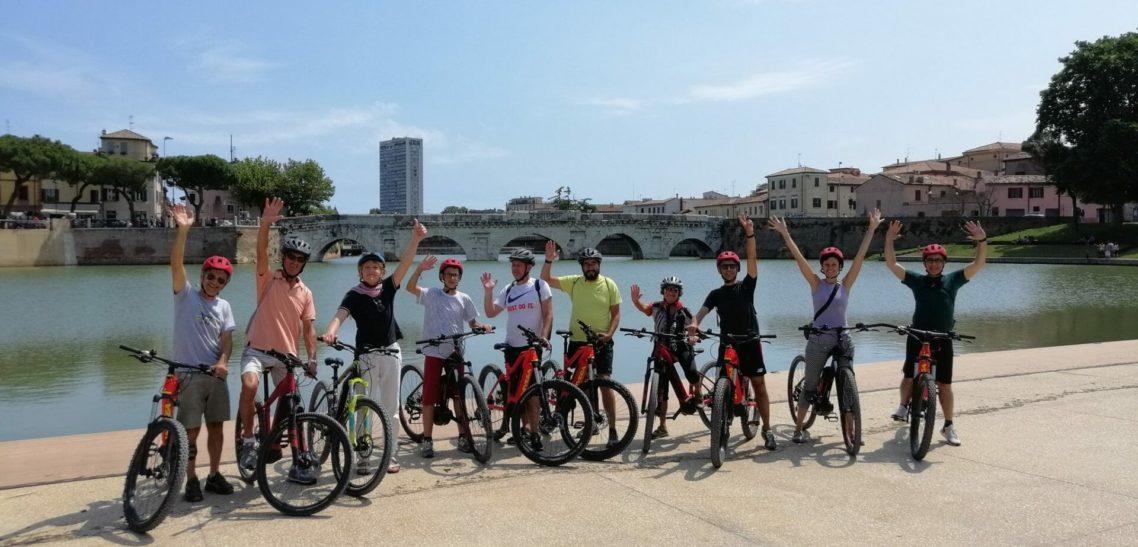 UlisseFest e Rimini Reservation in splendida forma con Bike Tour Rimini.