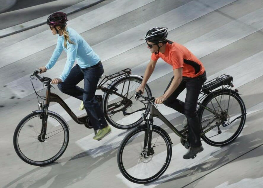 I vantaggi della bicicletta elettrica rispetto allo scooter