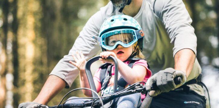 Sicurezza in mountain bike elettrica