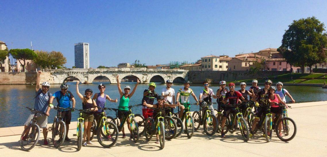 A Rimini Incentive in bicicletta per la tua azienda