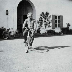 Pedalate E Pensate, Einstein E La Bicicletta