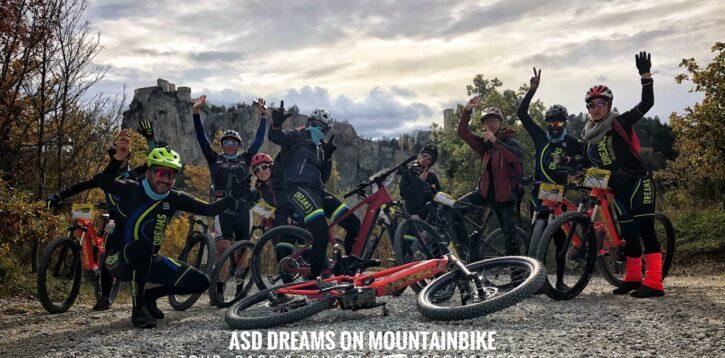 Dall'Etna a San Leo per una pedalata