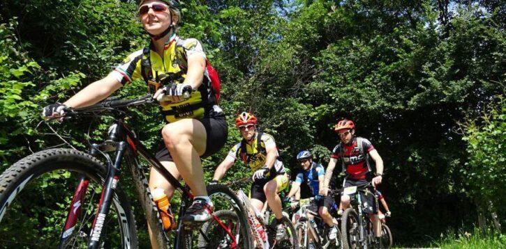 Il Corso Nazionale per Guide di Mountain Bike
